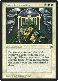 Divine Intervention, Magic: The Gathering, Legends