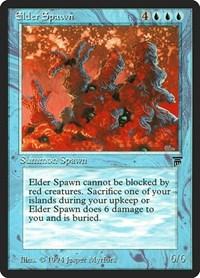 Elder Spawn, Magic, Legends