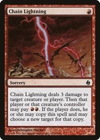 Chain Lightning, Magic, Premium Deck Series: Fire and Lightning