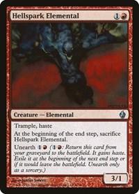Hellspark Elemental, Magic: The Gathering, Premium Deck Series: Fire and Lightning