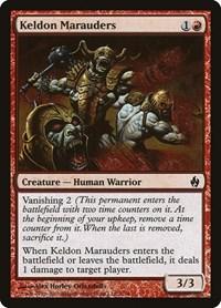 Keldon Marauders, Magic: The Gathering, Premium Deck Series: Fire and Lightning