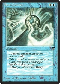 Flash Counter, Magic: The Gathering, Legends