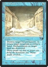 Flash Flood, Magic: The Gathering, Legends