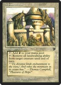 Hammerheim, Magic, Legends