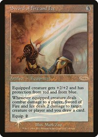 Sword of Fire and Ice, Magic, Judge Promos