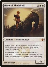 Hero of Bladehold, Magic, Mirrodin Besieged