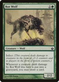 Rot Wolf, Magic: The Gathering, Mirrodin Besieged