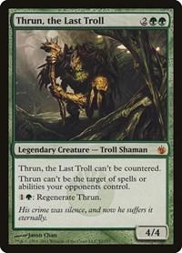 Thrun, the Last Troll, Magic: The Gathering, Mirrodin Besieged