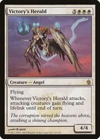 Victory's Herald, Magic: The Gathering, Mirrodin Besieged