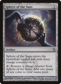 Sphere of the Suns, Magic: The Gathering, Mirrodin Besieged