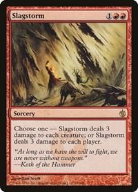 Slagstorm, Magic, Mirrodin Besieged