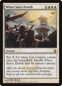 White Sun's Zenith, Magic: The Gathering, Mirrodin Besieged