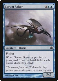 Serum Raker, Magic, Mirrodin Besieged