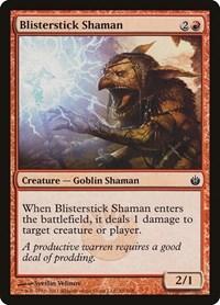 Blisterstick Shaman, Magic, Mirrodin Besieged