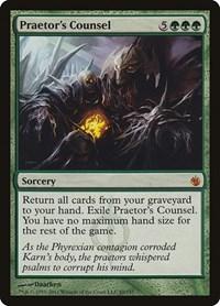 Praetor's Counsel (Foil)