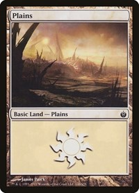 Plains (146), Magic: The Gathering, Mirrodin Besieged