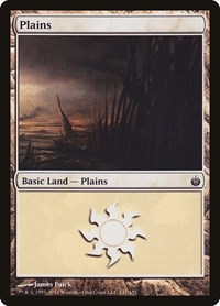Plains (147), Magic: The Gathering, Mirrodin Besieged
