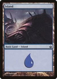 Island (149), Magic: The Gathering, Mirrodin Besieged
