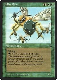 Killer Bees, Magic: The Gathering, Legends
