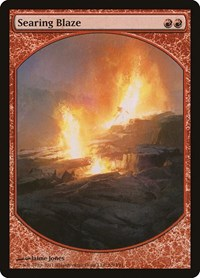 Searing Blaze, Magic: The Gathering, Magic Player Rewards