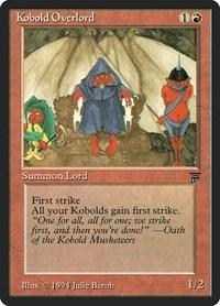 Kobold Overlord, Magic, Legends