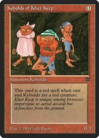 Kobolds of Kher Keep, Magic, Legends