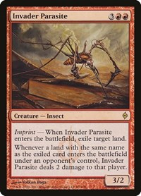 Invader Parasite, Magic: The Gathering, New Phyrexia