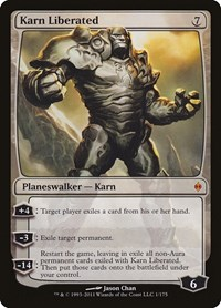 Karn Liberated, Magic: The Gathering, New Phyrexia