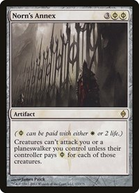 Norn's Annex, Magic, New Phyrexia
