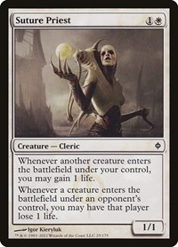 Suture Priest, Magic: The Gathering, New Phyrexia