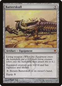Batterskull, Magic: The Gathering, New Phyrexia