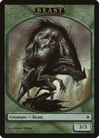 Beast Token, Magic: The Gathering, New Phyrexia