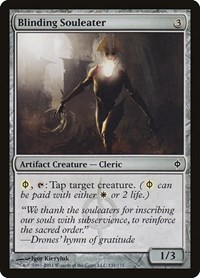 Blinding Souleater, Magic, New Phyrexia