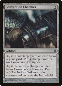 Conversion Chamber, Magic: The Gathering, New Phyrexia