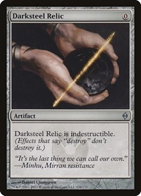 Darksteel Relic, Magic: The Gathering, New Phyrexia