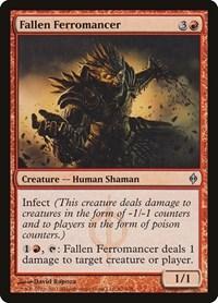 Fallen Ferromancer, Magic: The Gathering, New Phyrexia
