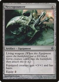 Necropouncer, Magic: The Gathering, New Phyrexia