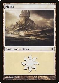 Plains (166), Magic, New Phyrexia