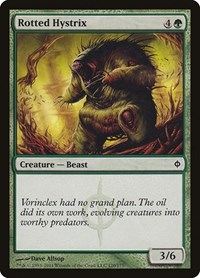 1x Foil Ruthless Invasion Magic the Gathering MTG New Phyrexia