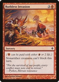 Ruthless Invasion, Magic: The Gathering, New Phyrexia