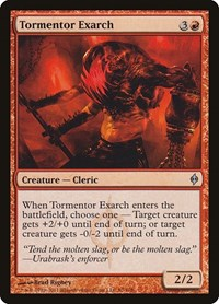 Tormentor Exarch, Magic: The Gathering, New Phyrexia