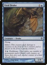 Viral Drake, Magic: The Gathering, New Phyrexia