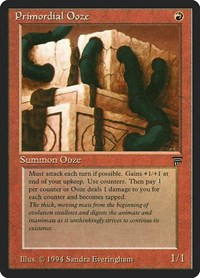 Primordial Ooze, Magic: The Gathering, Legends