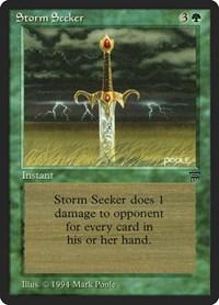 Storm Seeker, Magic, Legends