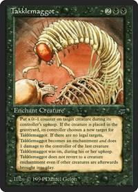 Takklemaggot, Magic: The Gathering, Legends