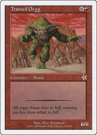 Trained Orgg, Magic, Starter 1999