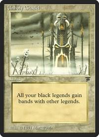 Unholy Citadel, Magic, Legends