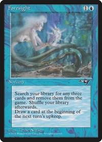 Foresight, Magic: The Gathering, Alliances