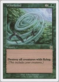 Whirlwind, Magic: The Gathering, Starter 1999
