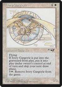 Ivory Gargoyle, Magic, Alliances